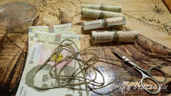 Как оригинально подарить деньги в банке