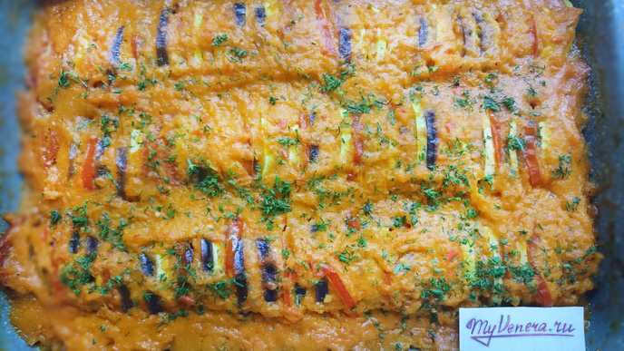 Овощи в духовке рецепт пошагово