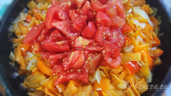 Рецепт рататуй