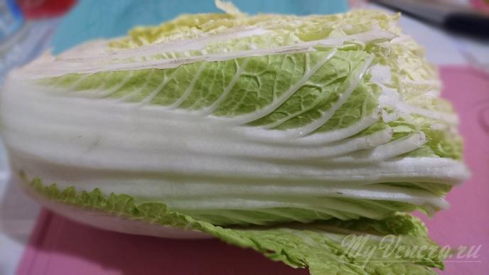 Салат из консервы сардины в масле